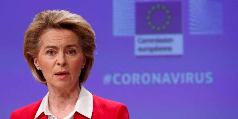 La gestion de la crise du coronavirus par l'UE