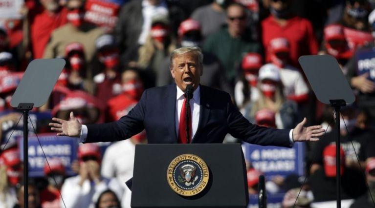 Retrouvez la tribune de William Thay dans Atlantico : «Le chemin de la victoire de Donald Trump est étroit mais il existe encore»
