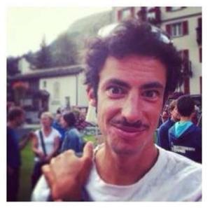 Kilian avec moustache