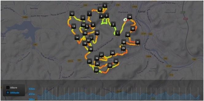 Nike+ 35km