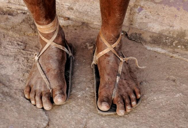 tarahumara sandales