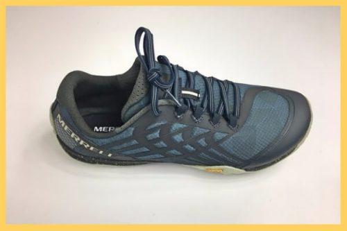 Chaussure Minimaliste Merrell Trail Glove 4 Noir