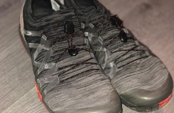 Merrell Trail Glove 4 Knit avec semelle Vibram