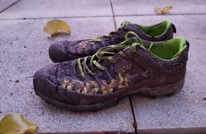 8b8addab14df80 Tenté par la SaintéLyon en chaussures Minimalistes ?