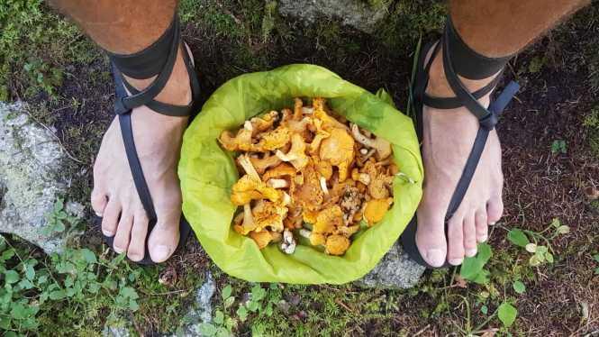 Mon pied est libre en Luna Sandals