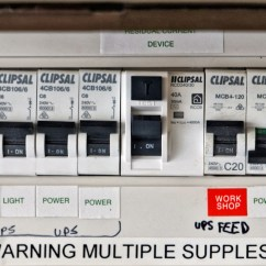 Clipsal Rcbo Wiring Diagram Heart Murmur Rcd Switchboard Trusted Diagrams