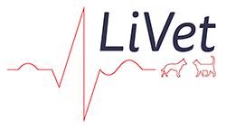 Eläinklinikka Livet logo