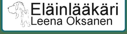 Eläinlääkäri Leena Oksanen Oy logo