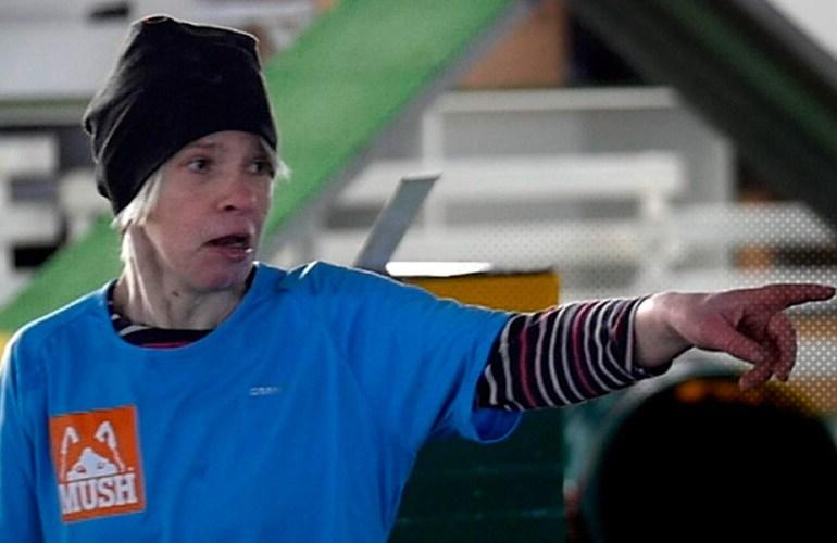 Marika Ruohonen agility