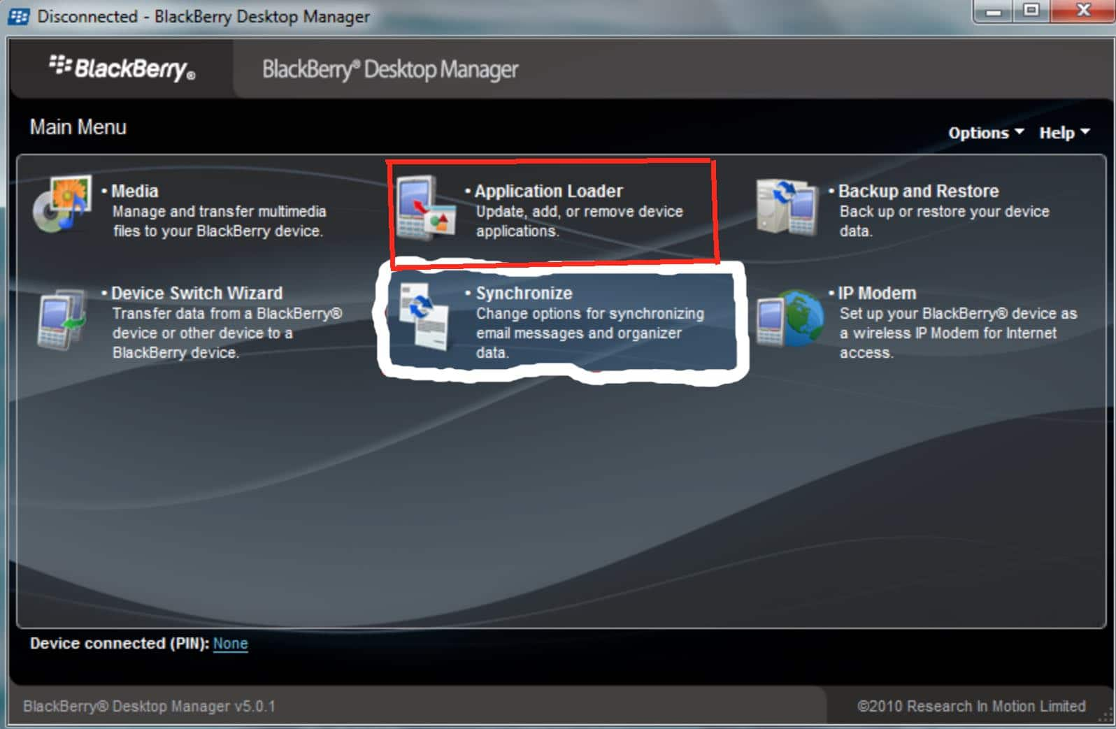How to Install 3rd-Party Apps/Games on BlackBerry OS 3-8 Smartphones with BB Desktop Manager