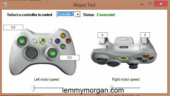 How to Edit Xbox 360 Controller emulator v3.O for GTA IV ...Xbox 360 Controller Emulator