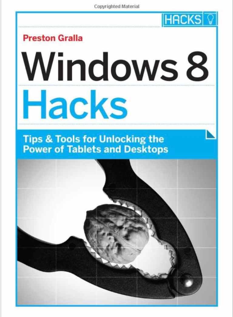 Windows 8 Hacks/Tricks PDF