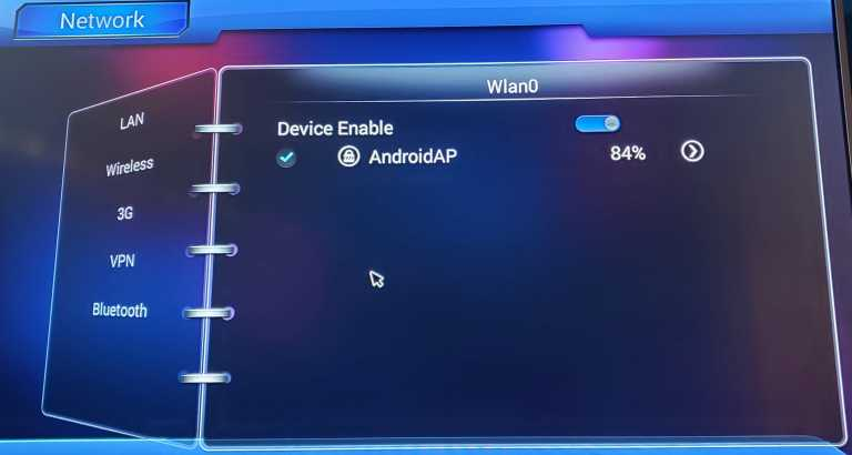 setting up internet on android tv boxes