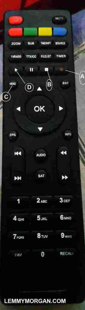 Qsat_remote_layout for pvr