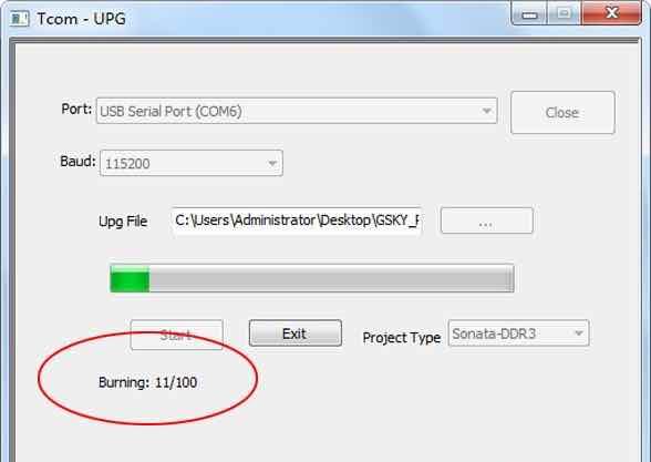 Revive Dead GSKY V6/V7 through PC Tool Via USB