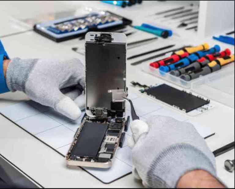 phones hardware problems & fixing