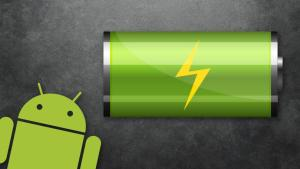 boost android phone's battery