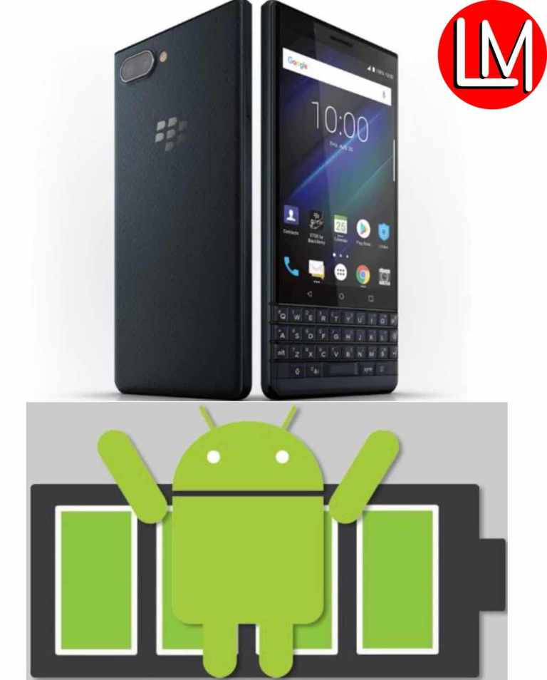 boost blackberry & Android battery