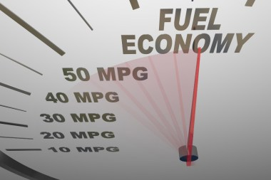 how to make your car use less fuel