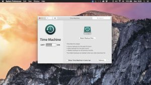 how to backup mac