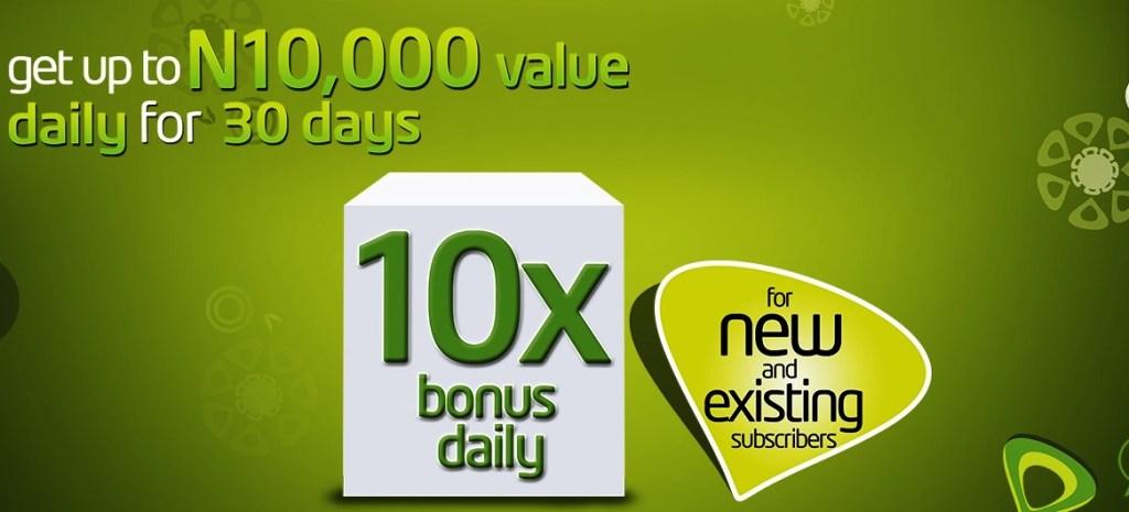 9mobile unbelievable data/airtime bonus