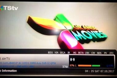 sport 24 HD & tstv africa channels update