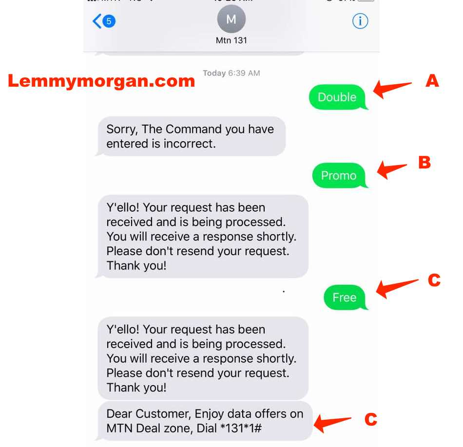 Get 4x your Data Recharge on MTN via MTN Deal Zone(4gb for #1,000, 30 days)
