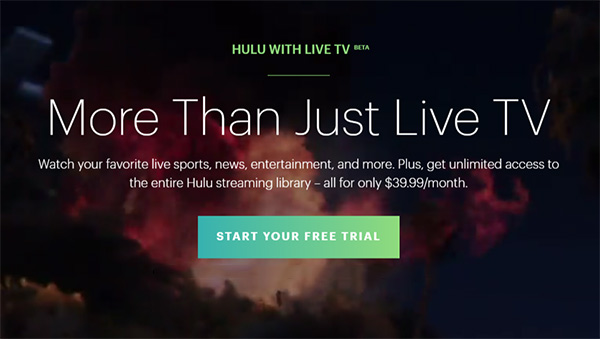 Access a US IPTV Streaming Services Like Hulu, Netflix,  PS Vue, Amazon, outside the US