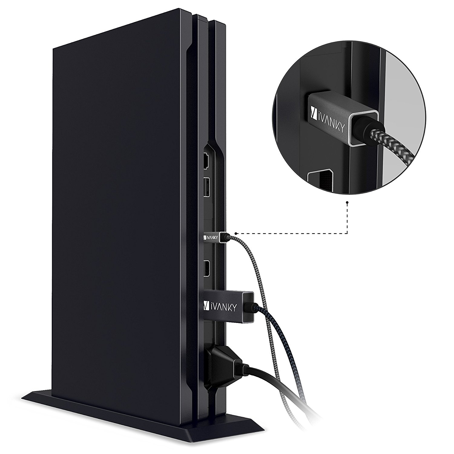 connecting ps4 to computer speakers
