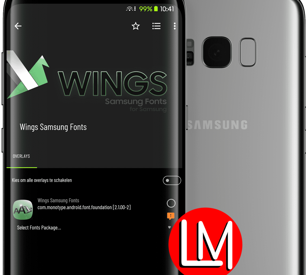 Get as Much as 3000 Fonts on Samsung Phones with Wings Samsung Fonts App-No Root Required