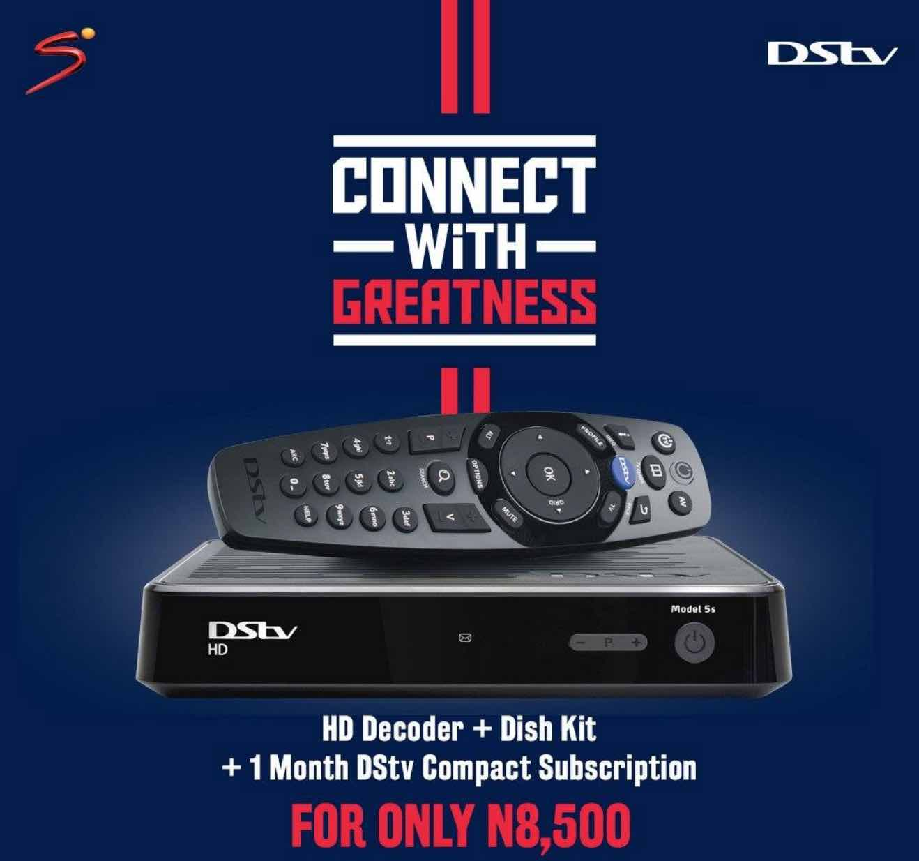 DStv/GOtv Nigeria russia 2018 decoder prices reduction
