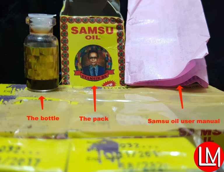 buy original Samsu oil in Nigeria