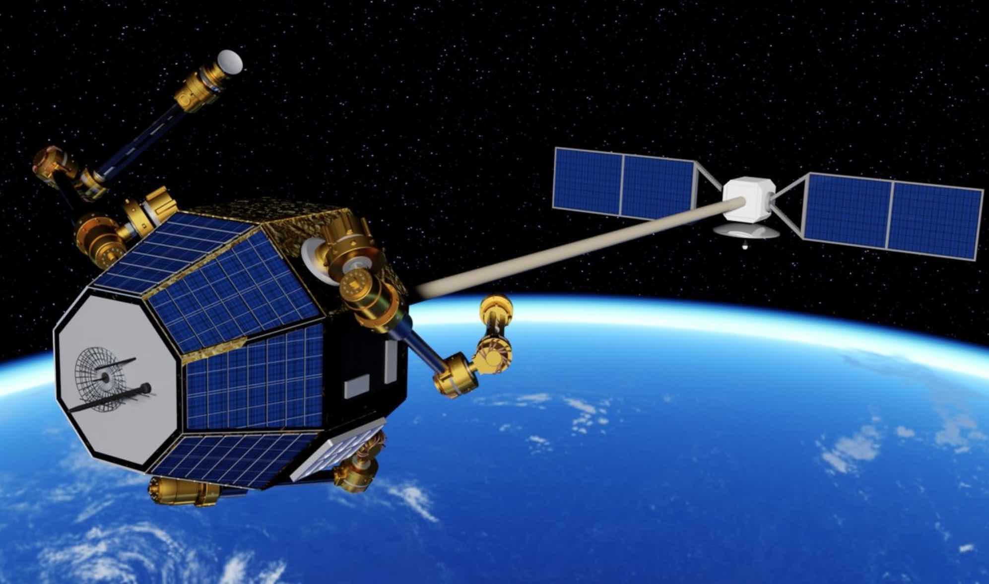 Aligning motorized dish to arc of satellites a beginner's guide with pictorial representations