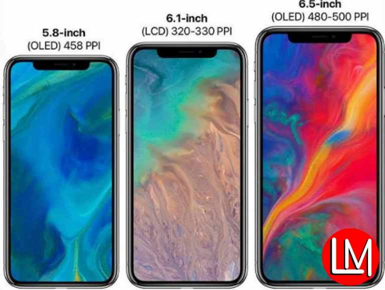 Apple's 2018 upcoming devices
