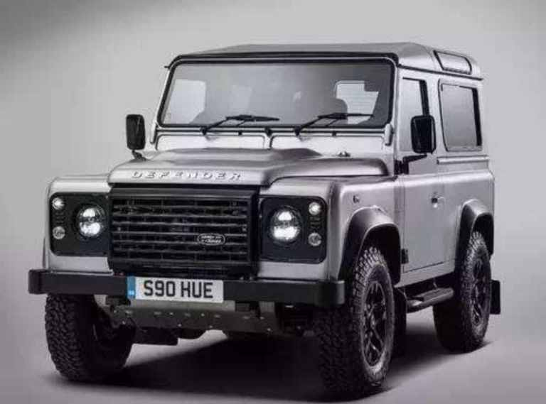 Land Rover Defender_off-road capabilities