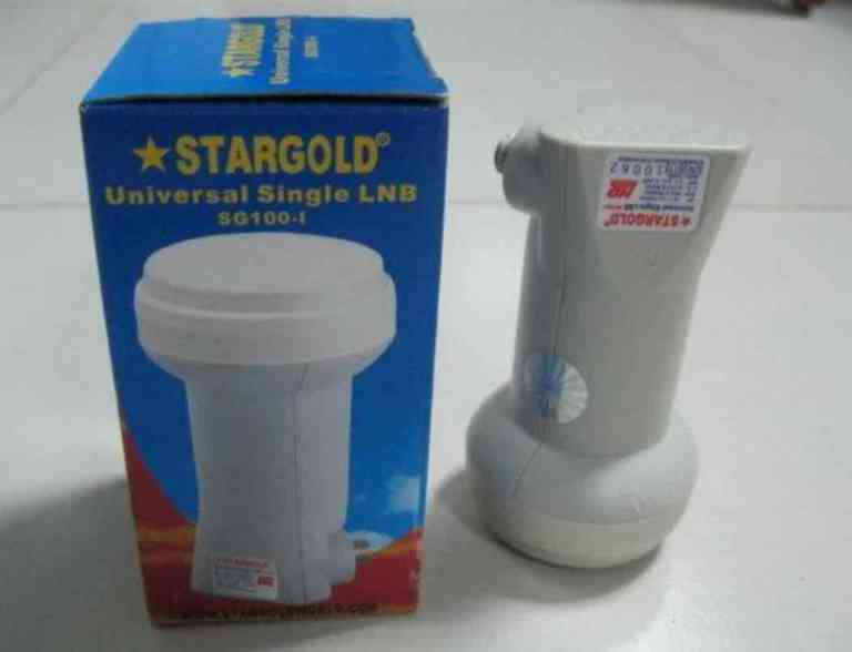 Stargold Fuji single solution KU LNB
