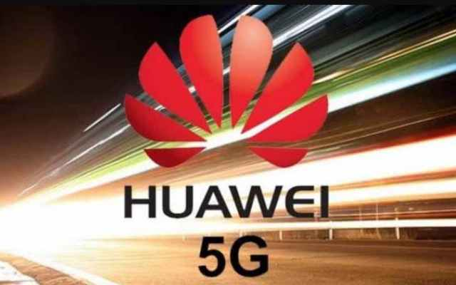 Huawei's 5G mobile phone