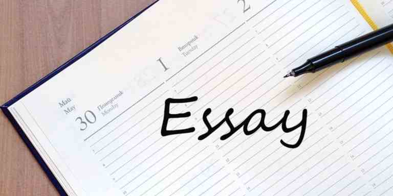 Tips for writing essay assignments