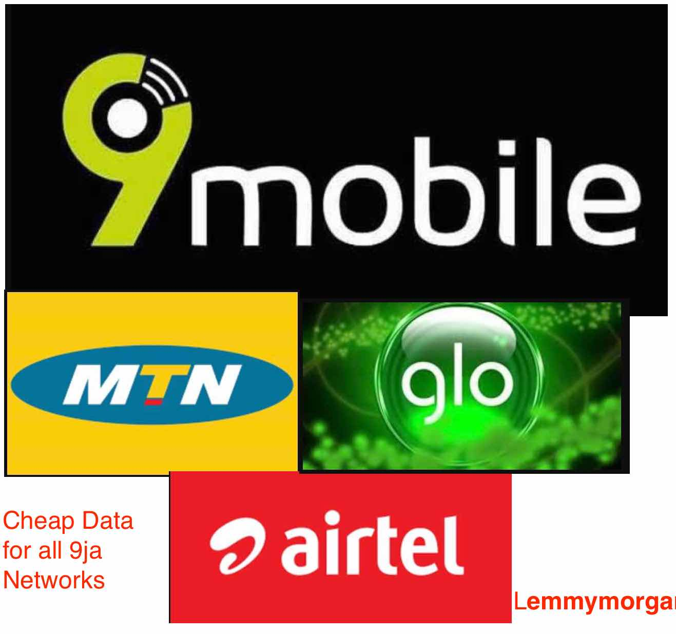 Lemmy Morgan Cheap & Free Data for MTN, Airtel, Glo & 9mobile-(Updated January 2020)