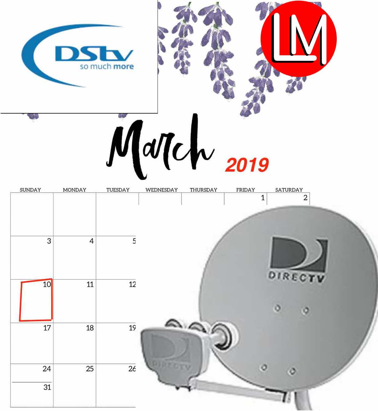 Lemmy Morgan March 2019 Update on Satellite TV, IPTV & Cheap Data