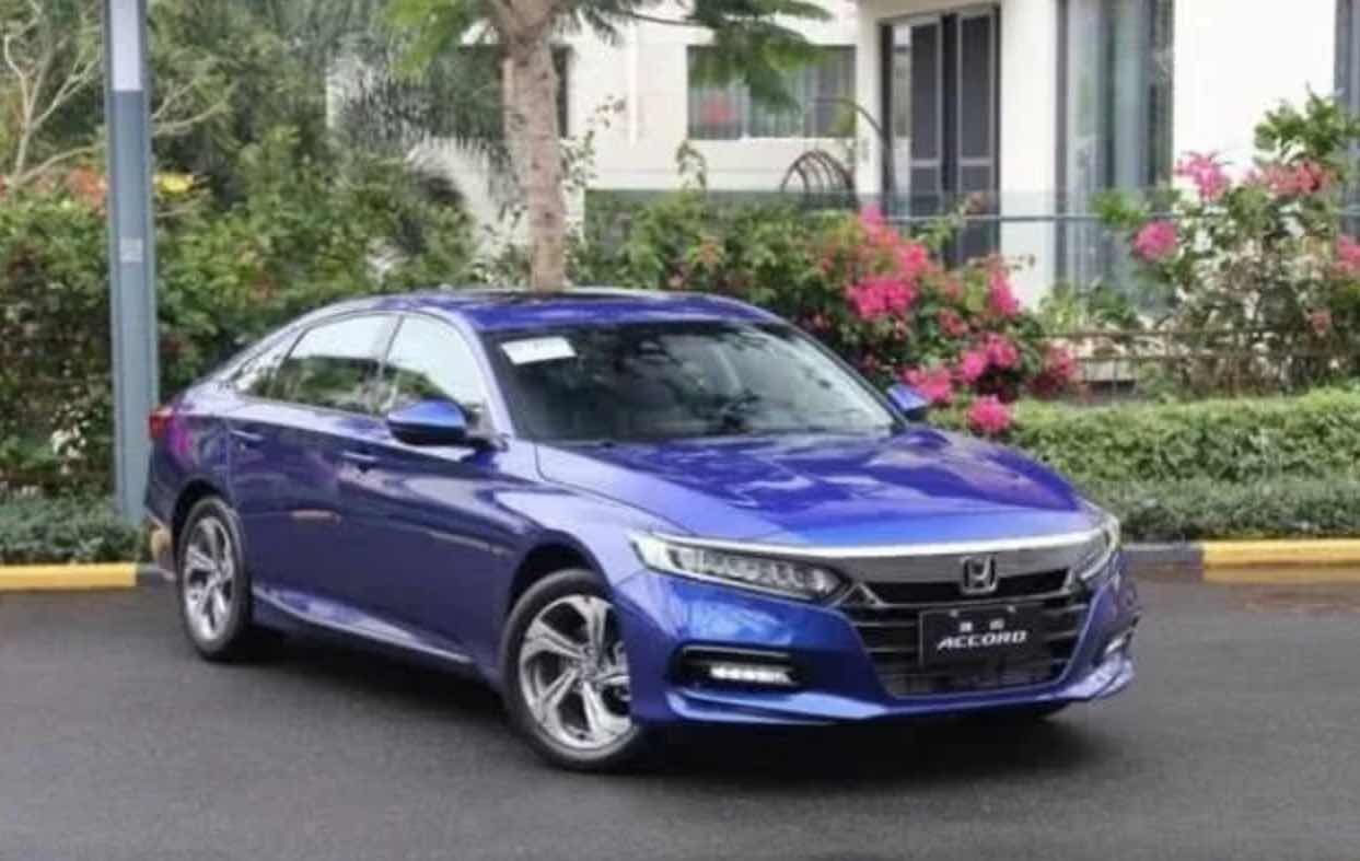 Honda Accord is the Best Medium-Sized car with the Highest Second-hand Value-here is how it stacked up against the rest