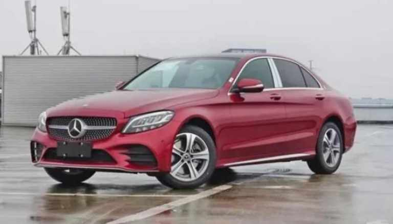 C-class after sales value rate