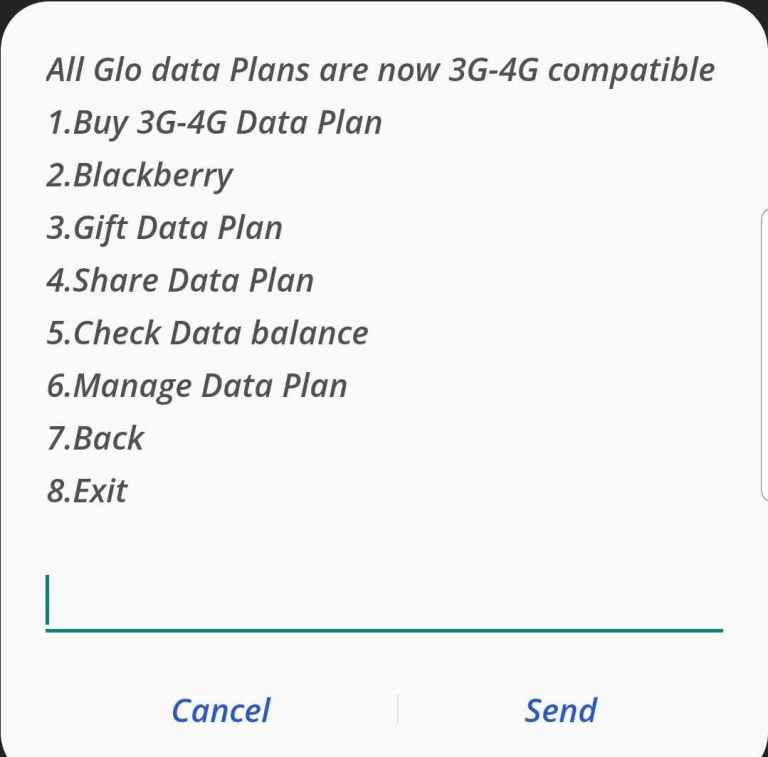 buy glo special data for 4g and 3g sim