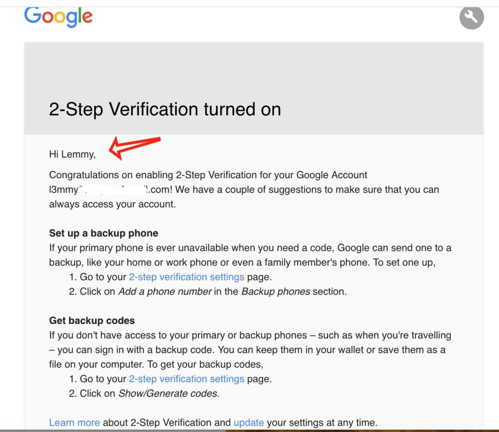 "Fix Google 2-Step Verification ""Invalid Number, Try Again"