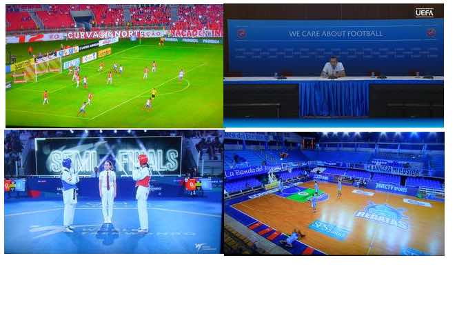 August 2019 free sports-feed Channels and Frequencies by L