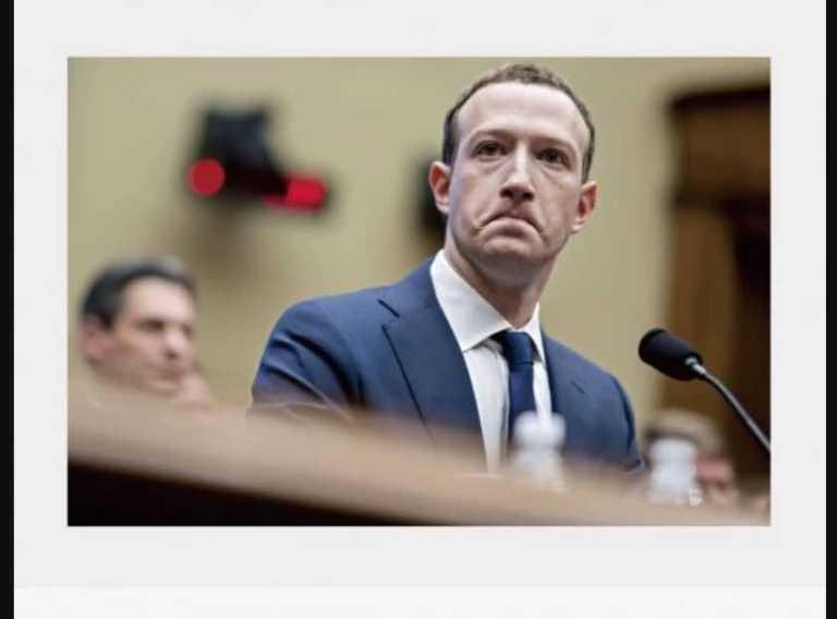 Mark Zuckerberg in us congress