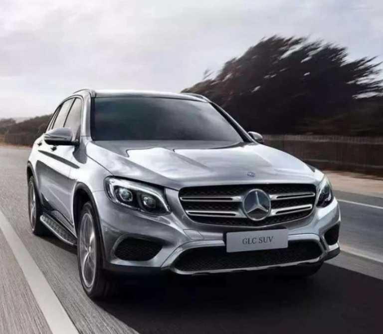 Mercedes-Benz GLC L_Front view