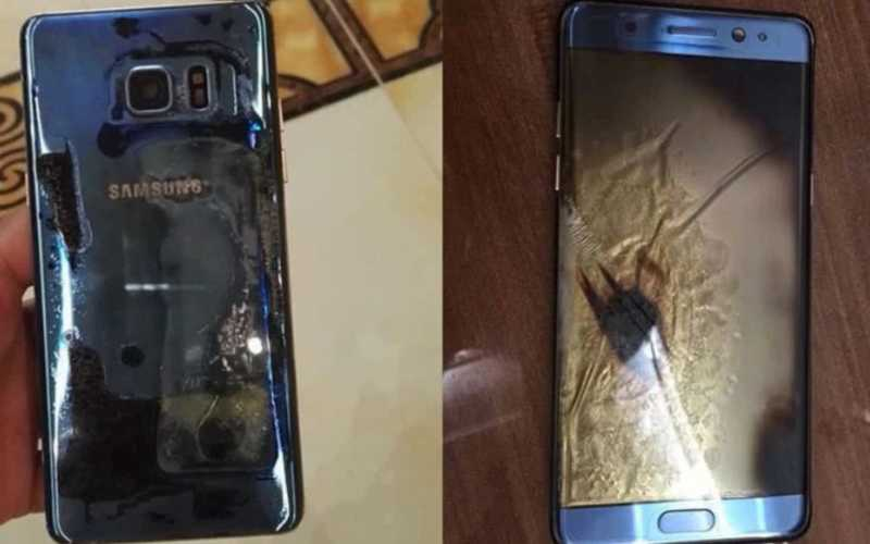 prevent phone's battery explosions