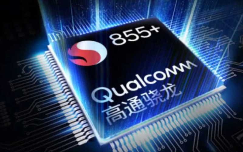 why qualcomm released 855+