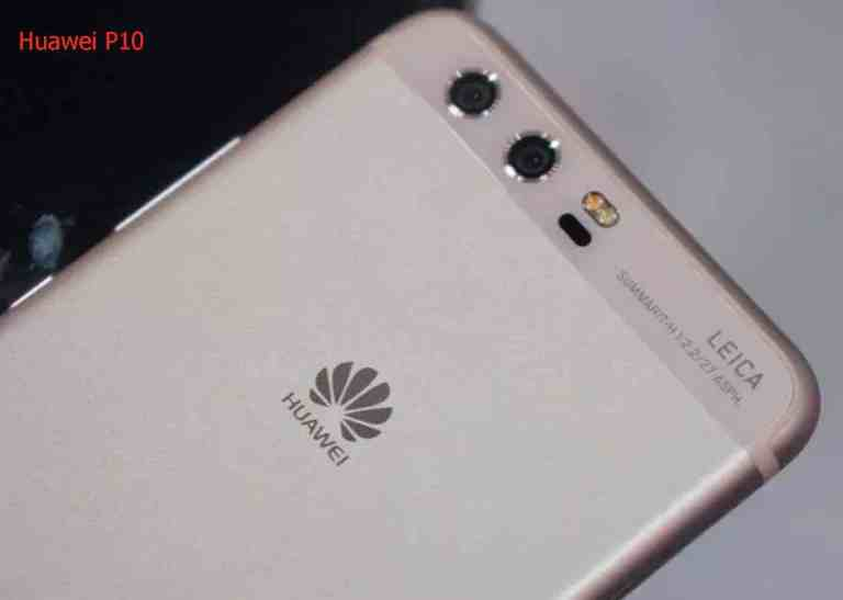 reasons why huawei p10 is good for the elderly
